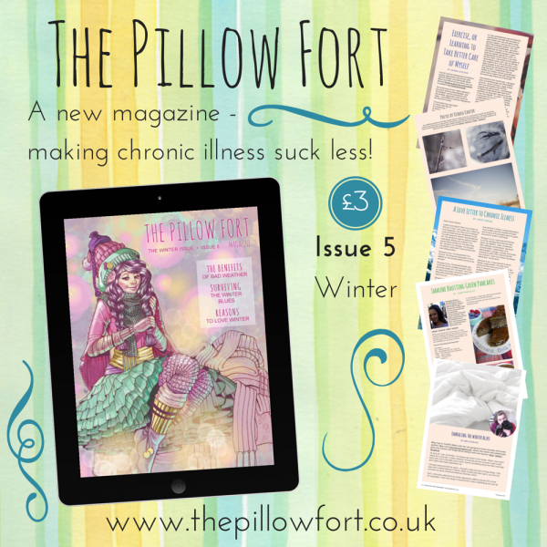 The Pillow Fort Magazine Issue 5