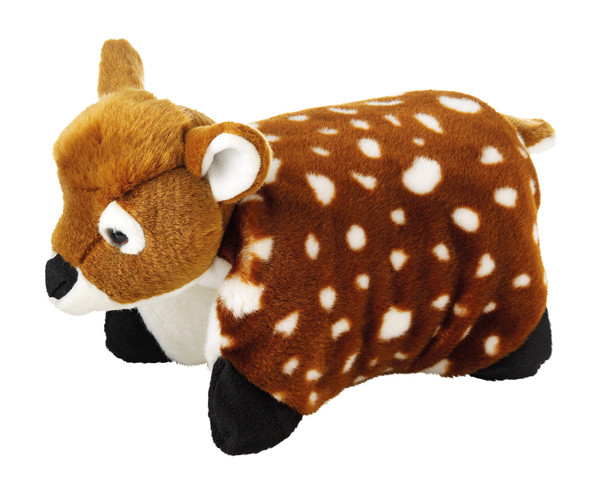 pillow friends deer