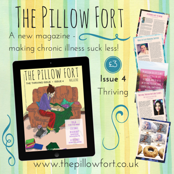 The Pillow Fort Magazine