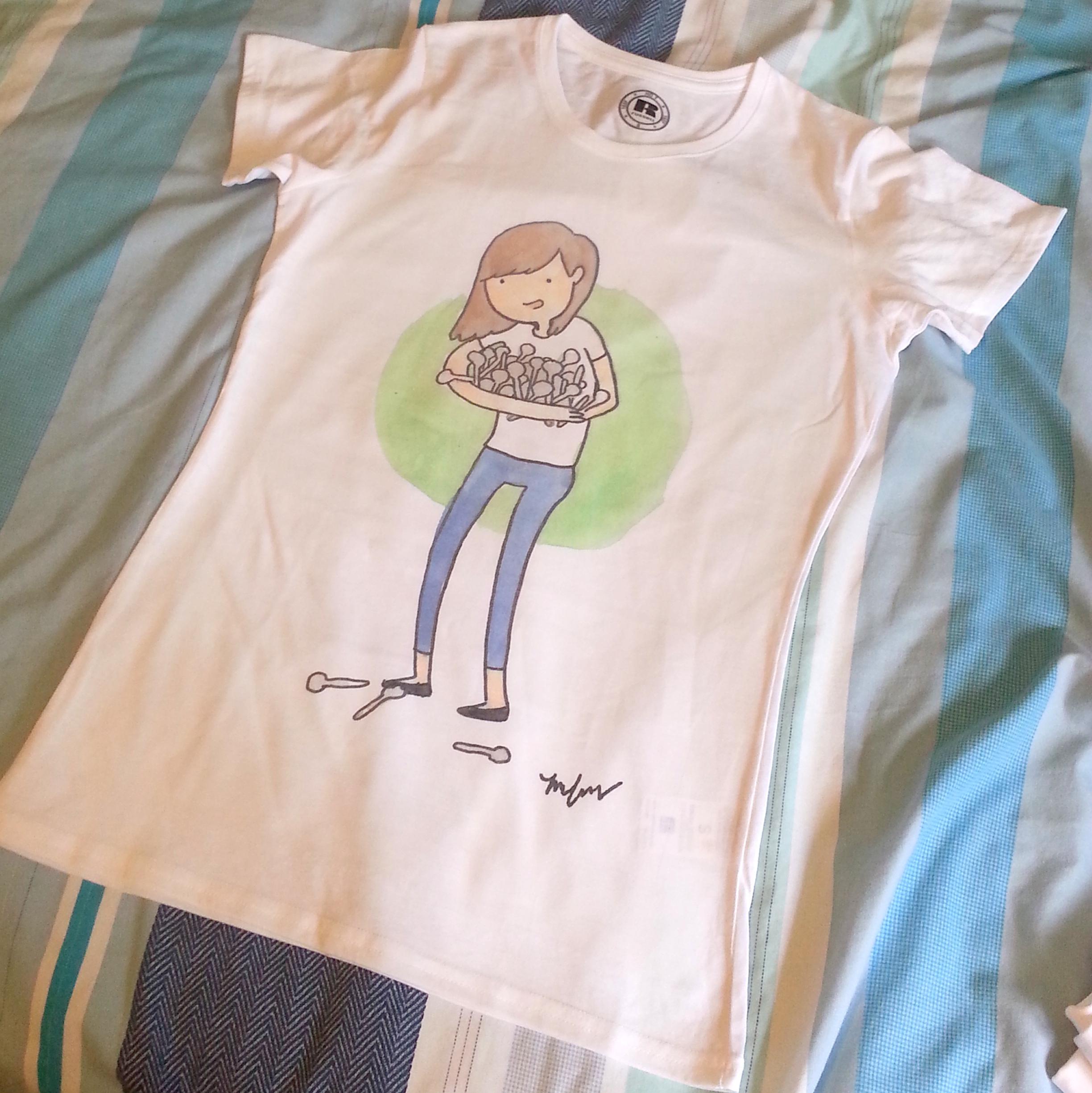 spoonie t-shirt top