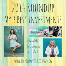 2014 Roundup: My 3 Best Investments