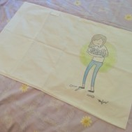 spoonie girl pillowcase